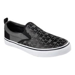 Men's Skechers Star Wars The Menace Jedi Knight Slip On Charcoal/Black