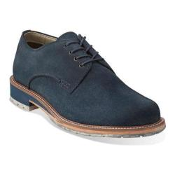 Men's Clarks Arton Walk Navy Suede