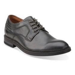 Men's Clarks Bushwick Dale Grey Leather