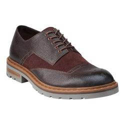 Men's Clarks Dargo Limit Chestnut Combination Leather