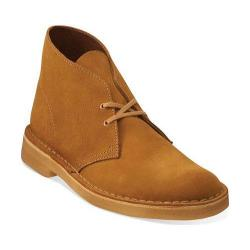 Men's Clarks Desert Boot Bronze/Brown Suede