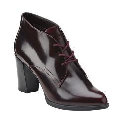 Women's Clarks Kadri Alexa Bootie Burgundy Leather