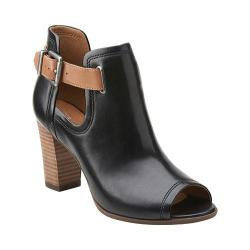 Women's Clarks Shira Nicole Black Leather