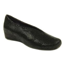 Women's VANELi Morgan Wedge Black E-Print