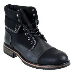 Men's Arider Albert-03 Ankle Boot Black PU