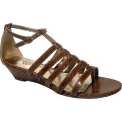 Women's Bellini Fidelity Sandal Brown