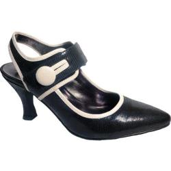 Women's Bellini Zola Slingback Black/White