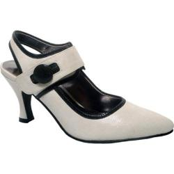 Women's Bellini Zola Slingback White/Black