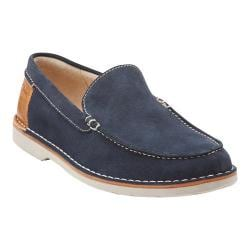 Men's Clarks Hinton Sun Navy Suede