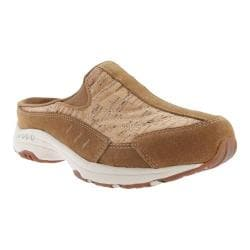 Women's Easy Spirit Traveltime Slip-on Med Natural/Natural Suede