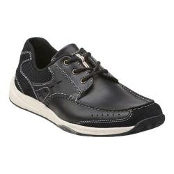 Men's Clarks Allston Edge Black Leather