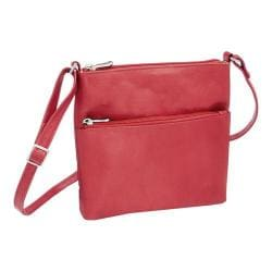 Women's LeDonne Ursula Crossbody LD-9862 Red
