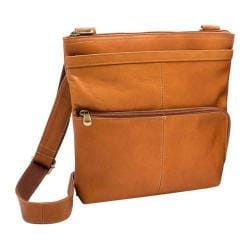 Women's LeDonne Waterfall Crossbody LD-9872 Tan
