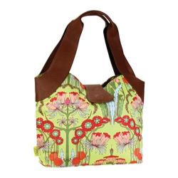 Women's Amy Butler Sweet Rose Tote Fuchsia Tree Tomato