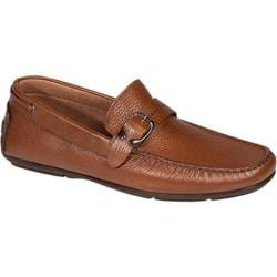 Men's Bacco Bucci Polis Driving Moc Brown Calfskin