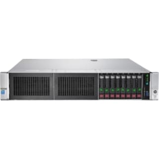 HP ProLiant DL380 G9 2U Rack Server - 1 x Intel Xeon E5-2620 v3 Hexa-