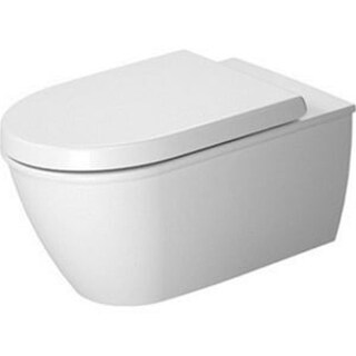 Duravit Toilet Wall Mounted Darling New Washdown Model Ready For Sensowash Wgl Temp