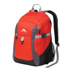 High Sierra Computer Backpack 59582 Red/Mercury/Black/Ash