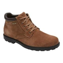 Men's Rockport Rugged Bucks Waterproof Boot Espresso Nubuck