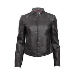 Women's Durango Boot Belle Starr Jacket Black Leather