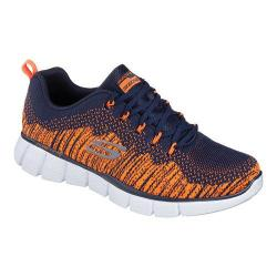 Men's Skechers Equalizer 2.0 Perfect Game Training Shoe Navy/Orange