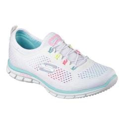 Women's Skechers Glider White/Multi