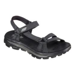 Women's Skechers GOwalk Move River Walk Sandal Black