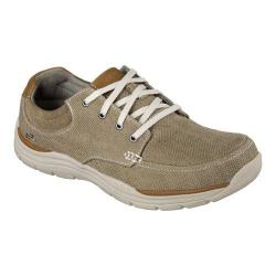 Men's Skechers Relaxed Fit Expected Orman Oxford Khaki
