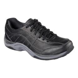 Women's Skechers Relaxed Fit Pedometer Keep Movin Walking Shoe Black