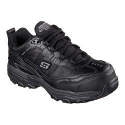 Women's Skechers Work Relaxed Fit D'Lites Tolland Comp Toe Black