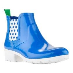 Women's Cougar Terri Waterproof Chelsea Boot Surf Blue Rubber