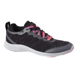 Women's Vionic with Orthaheel Technology Agile Fyn Lace Up Black