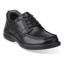Men's Clarks Keeler Walk Black Leather
