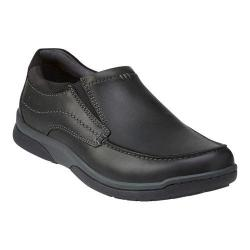 Men's Clarks Randle Free Slip-On Black Leather