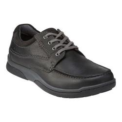 Men's Clarks Randle Walk Oxford Black Leather