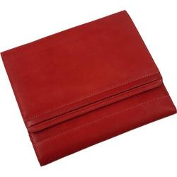 Piel Leather iPad 2 Envelope Case 2961 Red Leather