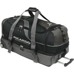 Ricardo Beverly Hills Essentials Black 30-inch Rolling Duffel Bag