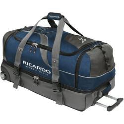 Ricardo Beverly Hills Essentials Blue 30-inch Rolling Duffel Bag