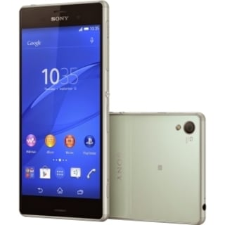 Sony Mobile Xperia Z3 D6603 Smartphone - Wireless LAN - 4G - Bar - Si