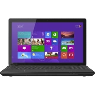 "Toshiba Satellite C55t-B5140 15.6"" Touchscreen LED (TruBrite) Noteboo"