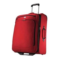 American Tourister Samsonite Splash 2 Tango Red 25-inch Rolling Suitcase