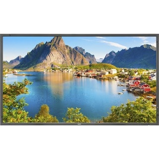 "NEC Display 80"" LED Backlit Commercial-Grade Display with Integrated"