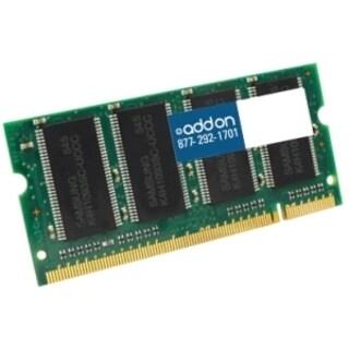 JEDEC Standard 1GB DDR2-533MHz Unbuffered Dual Rank 1.8V 200-pin CL4