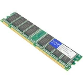 JEDEC Standard 256MB PC-133MHz Unbuffered Dual Rank 3.3V 168-pin CL3