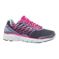 Girls' Fila Countdown 2 Running Shoe Fila Navy/Pink Glow/Aruba Blue