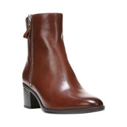 Women's Naturalizer Harding Ankle Boot Bridle Brown Safari Premium