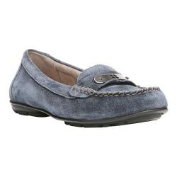 Women's Naturalizer Kaster Loafer Classic Navy Suede