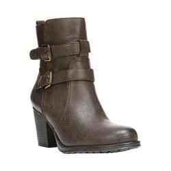 Women's Naturalizer Transform Ankle Boot Dark Brown Sargeno Polyurethane