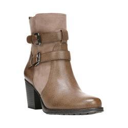 Women's Naturalizer Transform Ankle Boot Dark Taupe Sargeno Polyurethane/Microfiber