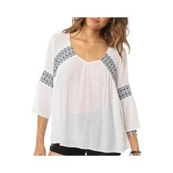 Women's O'Neill Rocco Tunic Top White